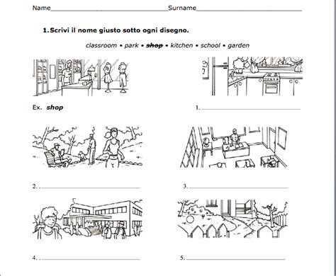 test di ingresso prima media italiano guamod 236 scuola prova d ingresso lingua inglese scuola