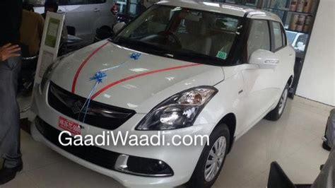 Maruti Suzuki All Models With Price Update Maruti Suzuki Dzire Facelift Launched In