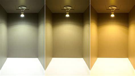 Led Light Bulb Color Temperature Choosing The Proper Color Temperature For Your Led Bulb