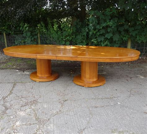 Antique Boardroom Table Deco Dining Boardroom Table Waring And Gillow Antiques Atlas