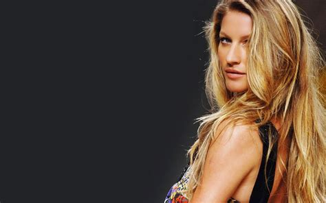 Is Gisele Bundchen gisele gisele bundchen wallpaper 32437631 fanpop