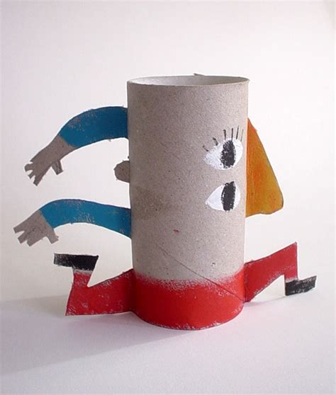 Paper Towel Roll Crafts - 371 best images about cardboard crafts for on