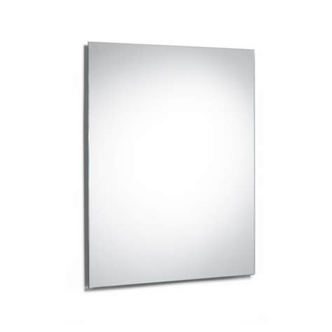 roca bathroom mirrors roca luna 350 x 900 rectangular bathroom mirror