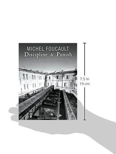 libro discipline and punish the libro discipline punish the birth of the prison di michel foucault