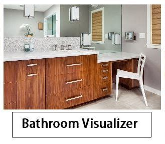 bathroom visualizer lifetime kitchen cabinets design kitchen bath