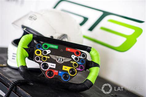 bentley steering wheel at bentley team m sport bentley continental gt3 steering