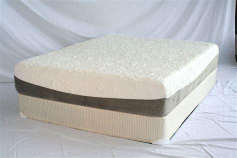 12 quot gel foam memory mattress mattress superstore
