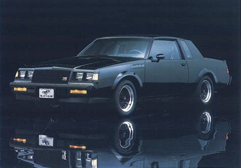 Regal Xone by Buick Regal Grand National Gnx Image Automotive