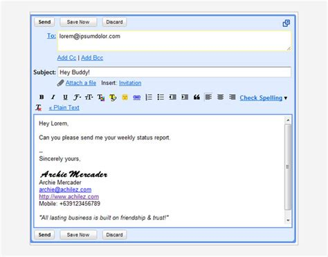 create a professional mac mail signature wisestamp mac mail