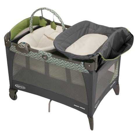 Pack And Play Sleeper by Graco 174 Pack N Play 174 Playard With Newborn Napper Lx Target