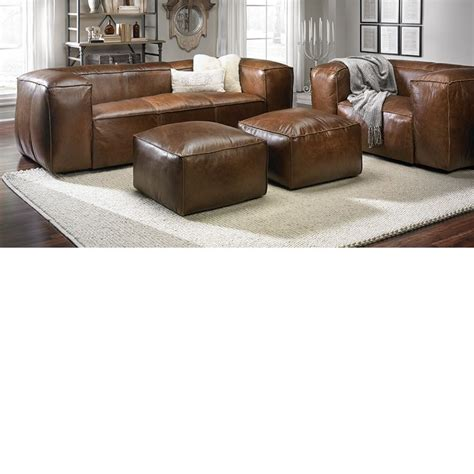 8 way hand tied leather sofa the sullivan sofa 100 top grain leather 8 way hand tied
