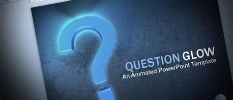 awesome questions answers powerpoint templates