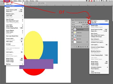tutorial photoshop layers photoshop basics working with layers tutorial