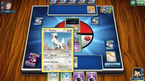 pokemon trading card game     play