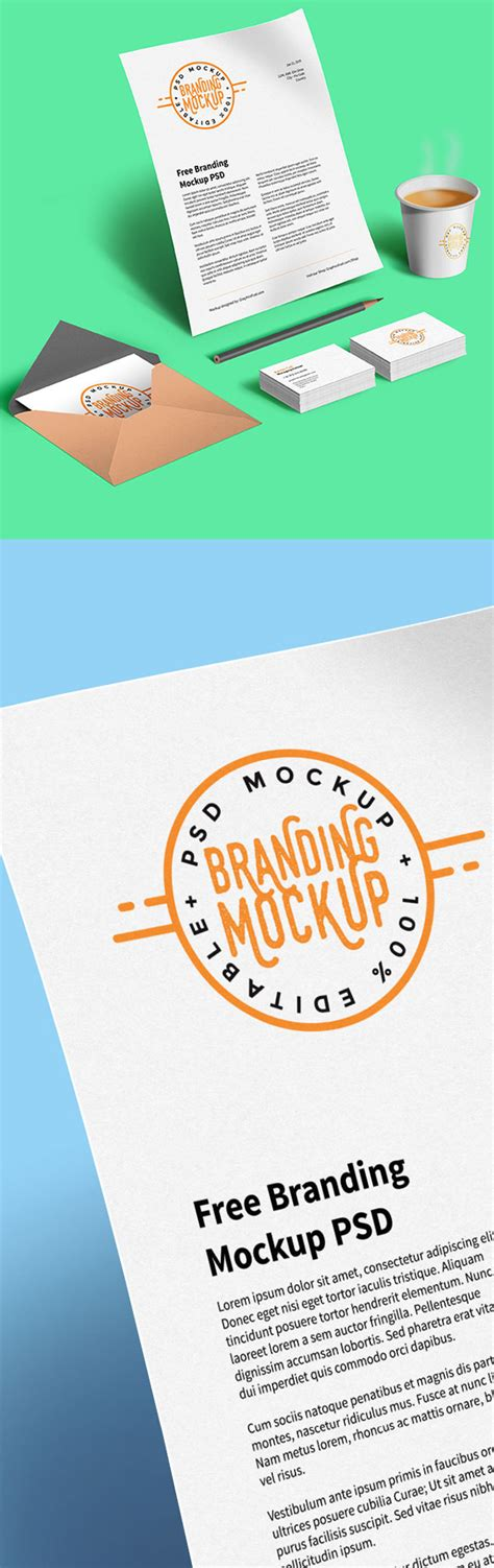 mockup graphic design definition 50 free branding identity stationery psd mockups