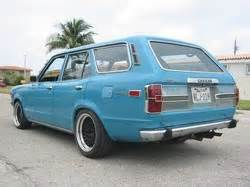 1973 mazda rx3 sport wagon with rotary engine rides