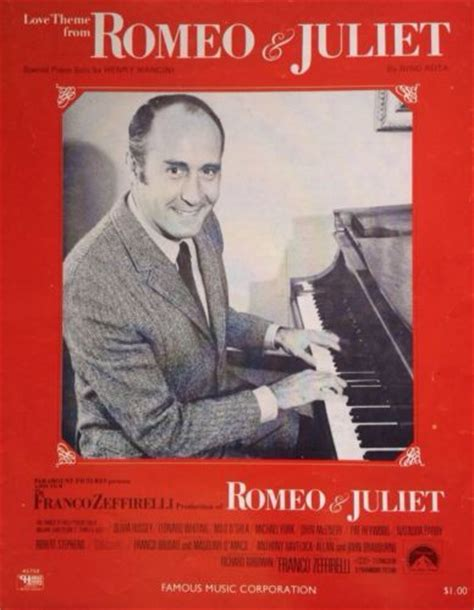 theme song romeo and juliet 1968 sheet music piano sheet and love on pinterest