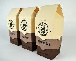 Wadah Kecil Kotak Snack desain kemasan makanan untuk ukm