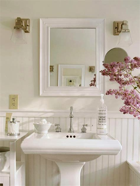 shabby chic small bathroom ideas shabby chic bathroom design ideas interiorholic