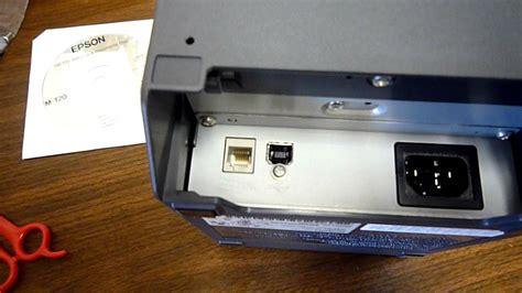 Printer Dtg Epson T20 epson readyprint t20 receipt printer with corner store pos
