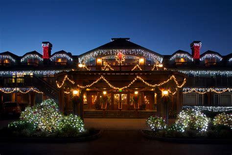 christmas stephanie inn oceanfront hotel in cannon