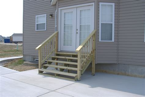 build wood steps  woodworking