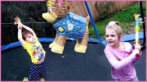 Pinata Paw Patrol By Pinata Dimi mystery paw patrol pinata stuffed with awesome toys