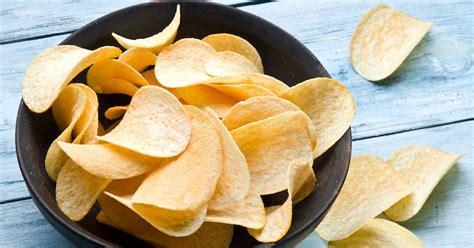 resep keripik kentang  gurih  renyah