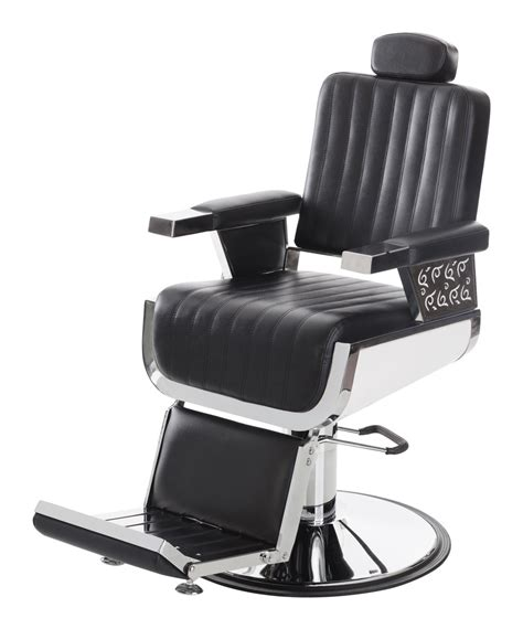 In Barber Chair by Omni Professional Barber Chair