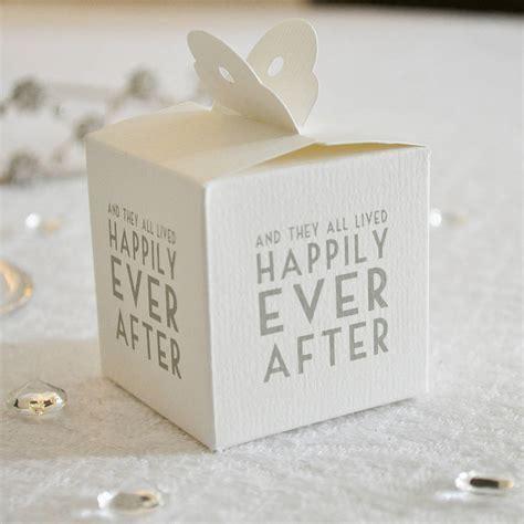 Wedding Favour Box Uk by Wedding Favour Boxes Decoration