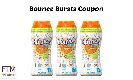Bounce Gift Card - bounce bursts coupon great store deals gift card deal incl ftm