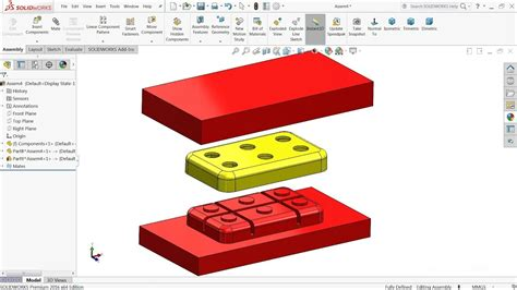 solidworks tutorial mold solidworks tutorial mold design in solidworks cavity