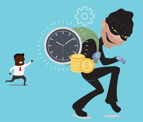 stealing time is employee time theft hurting your business
