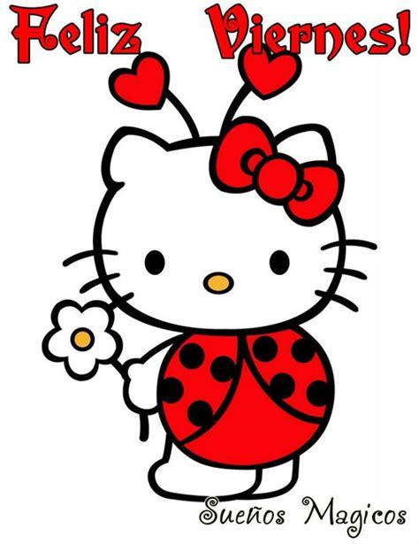 imagenes de feliz dia niño hello kitty kitty feliz imagui
