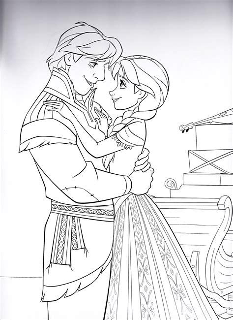 frozen kristoff coloring page disney frozen coloring sheets walt disney coloring pages
