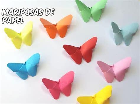mariposas hechas de papel crepe you tub como hacer mariposas de papel faciles youtube