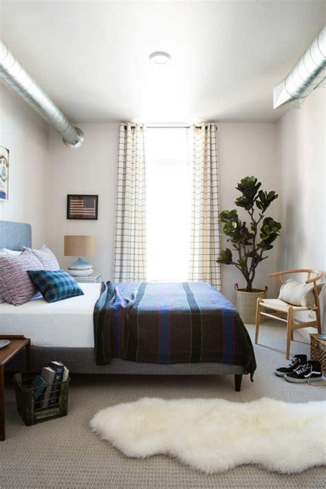 vorhã nge der decke 1001 ideen f 252 r schlafzimmer modern gestalten
