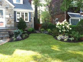 landscape front yard landscaping small front yards landscape traditional with