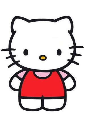 Up To Hello Kittys Smiling On Your Radio Alarm Clock by Hello Gifs Page 13 Wifflegif