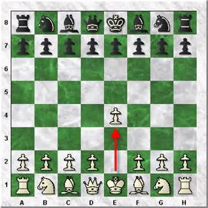 what does e4 opinions on algebraic chess notation