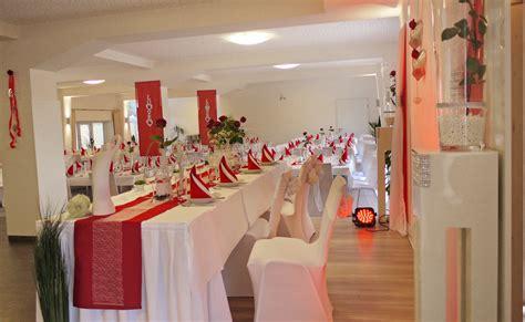 Deko Hochzeit Rot by Dekoration Hochzeit Rot Wei 223 Execid