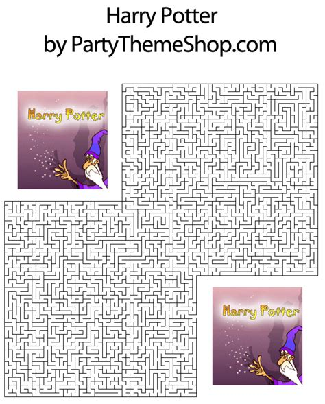 harry potter printable board games image gallery harry potter puzzles games
