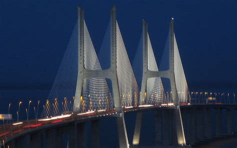 pictures of vasco da gama vasco da gama bridge wallpapers backgrounds