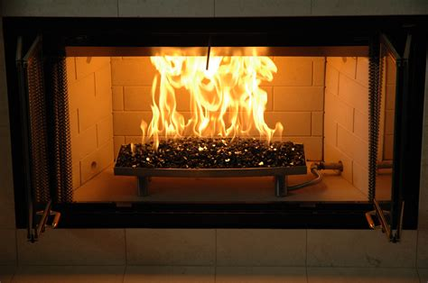 design ideas for pits fireplaces american glass