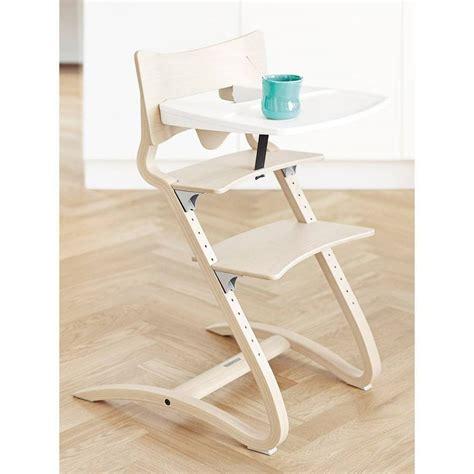 travel high chair with tray leander high chair tray white baby shower