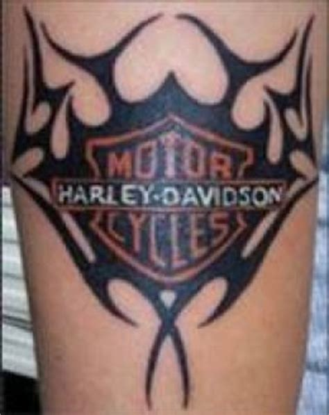 tattoo tribal harley davidson harley davidson tattoos
