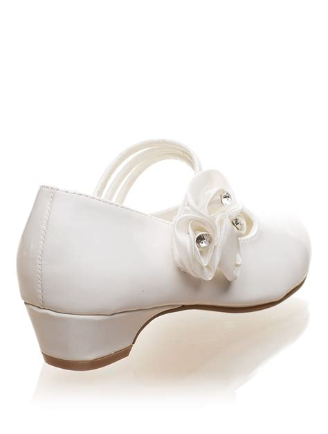ivory flower shoes ivory shoes ivory flower shoes roco