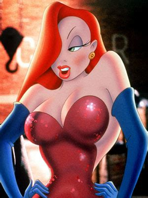jessica rabbit botched plastic videogame comic 7 old cartoon girls i had a crush on