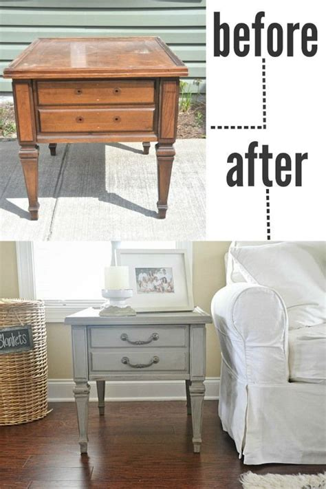 refinishing end table ideas 17 best ideas about refinished end tables on