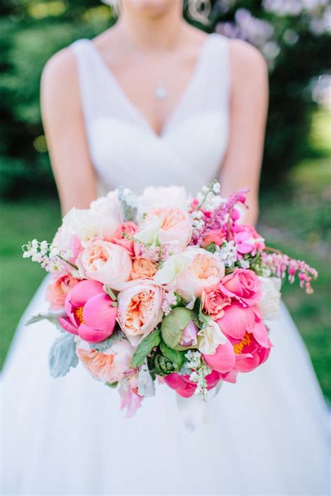 pink peonies wedding best 25 pink peony bouquet ideas on pinterest wedding